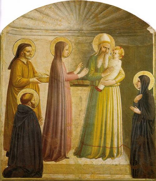 517px-Presentation_of_Jesus_at_the_Temple_by_Fra_Angelico_(San_Marco_Cell_10)